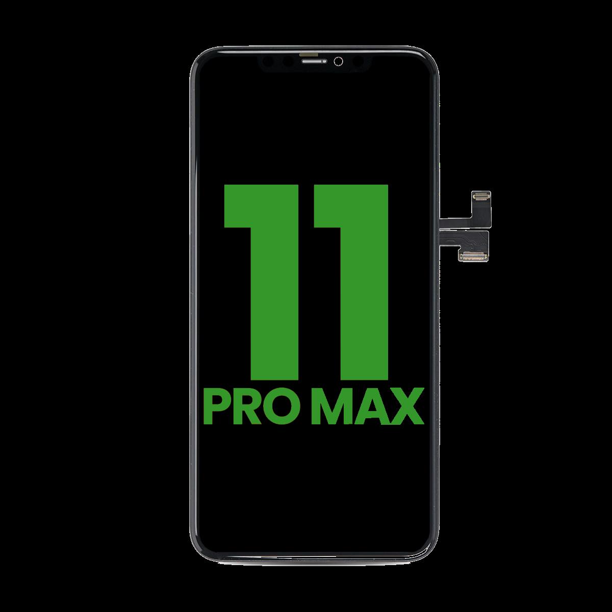 iPhone 11 Pro Max Skærm