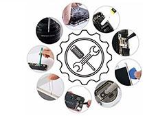 Værktøj & udstyr til iPhone & iPad