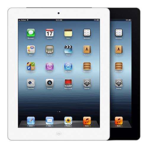 iPad 3 (2012) reservedele