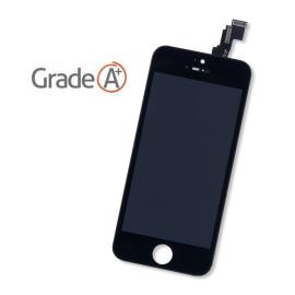 iPhone 5C skærm - Komplet GLAS/LCD (Grade A+)