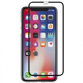 "iPhone X / XS / 11 Pro - 9D Curved Edge Hærdet beskyttelsesglas - 5,8"""