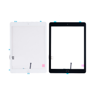 iPad 6 skærm (2018) - Komplet - Glas / Digitizer / Home knap (OEM) Model: A1893, A1954