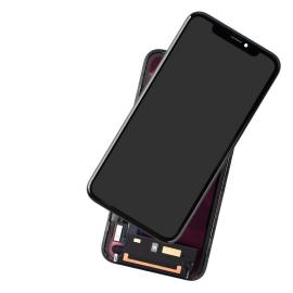 iPhone 11 skærm (Semi-Original) Komplet GLAS/LCD Original m/bagplade