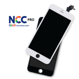 iPhone 6 Plus skærm - Komplet GLAS/LCD (NCC Pro Fit - ColorX)