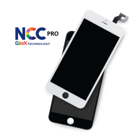 iPhone 6S skærm - Komplet GLAS/LCD (NCC Pro Fit - ColorX)