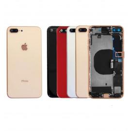 iPhone 8 Plus - Bagcover komplet med dele - Original OEM