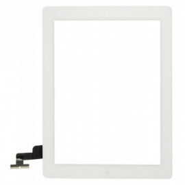 iPad 2 - Digitizer glas - Hvid - OEM