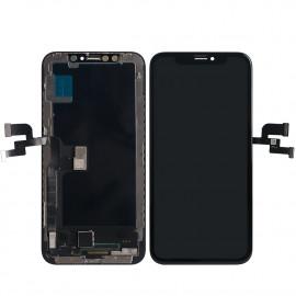 iPhone X skærm - Komplet GLAS/Hard OLED (OLED AAA+)