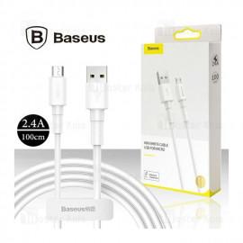 Baseus - Oplader / MICRO - 1 meter
