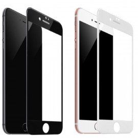 "iPhone 6 Plus / 6S Plus - 9D Curved Edge Hærdet beskyttelsesglas - 5,5"""