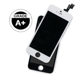 iPhone 5S / SE skærm - Komplet GLAS/LCD (Grade A+)