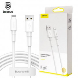 Baseus - Oplader / Lightning kabel - 1 meter