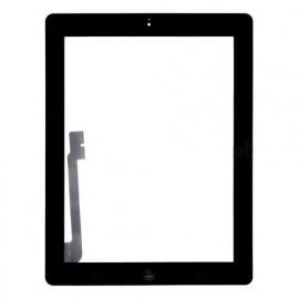 iPad 4 skærm (2012) - Komplet - Glas / Digitizer / Home knap (OEM) Model: A1458, A1459, A1460 - Sort