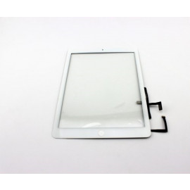 iPad 5 (2017) - Digitizer glas - Hvid - Original OEM