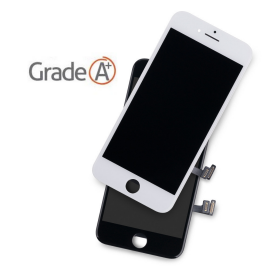 iPhone 7 skærm - Komplet GLAS/LCD (Grade A+)