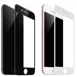 Heldækkende Skærmbeskyttelse i Hærdet Glas - iPhone 7 / 8 (9D Glass PRO+)