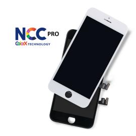 iPhone 8 / SE 2020 skærm - Komplet GLAS/LCD (NCC Pro Fit - ColorX)