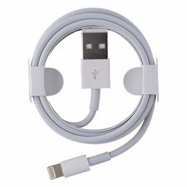Apple Lightning-USB Oplader & Datakabel 2 meter