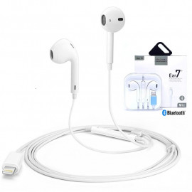 Ear7+ In Ear Headset / Høretelefoner - iPhone / iPad / iPod (Bluetooth)