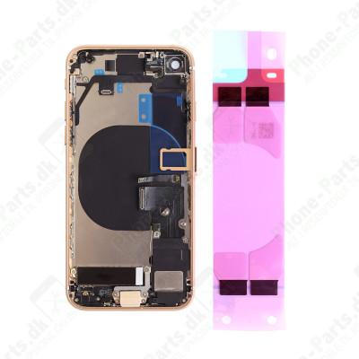 iPhone 8 - Bagcover komplet