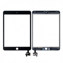 iPad Mini 3 Skærm (2014) Glas / Digitizer (OEM) Model: A1599, A1600, A1601 - Sort