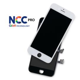 iPhone 7 skærm - Komplet GLAS/LCD (NCC Pro Fit - ColorX)