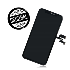 iPhone X skærm - Komplet GLAS/OLED (Original OEM)
