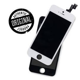 iPhone 5S / SE skærm - Komplet GLAS/LCD Original (OEM)