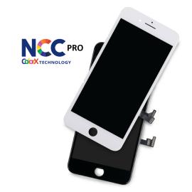 iPhone 7 Plus skærm - Komplet GLAS/LCD (NCC Pro Fit - ColorX)