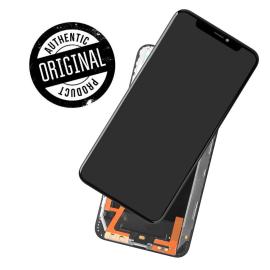 iPhone XS Max skærm - Komplet GLAS/OLED (Original OEM)