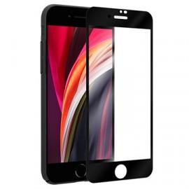 """10 stk. iPhone SE2 (2020) - 9D Curved Edge Hærdet beskyttelsesglas - 4,7"""""""