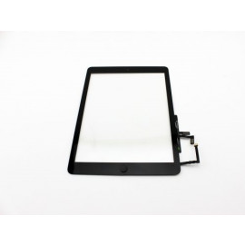 iPad 5 (2017) - Digitizer glas - Sort - Original OEM