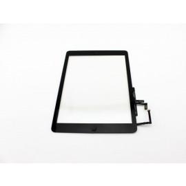 iPad 5 skærm (2017) - Komplet - Glas / Digitizer / Home knap (OEM) Model: A1822, A1823 - Sort