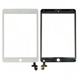 iPad Mini 3 Skærm (2014) Glas / Digitizer (OEM) Model: A1599, A1600, A1601 - Hvid