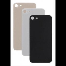 iPhone 8 / SE2 2020 - Bagside glas / Bagglas (BIG HOLE Uden Logo)