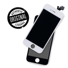 iPhone 5 skærm - Komplet GLAS/LCD Original (OEM)