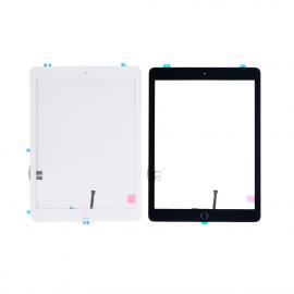 iPad 7 skærm (2019) - Komplet - Glas / Digitizer / Home knap (OEM) Model: A2197, A2200, A2198