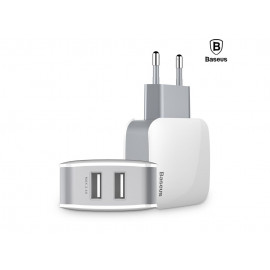 iPhone oplader - Baseus 2-Ports