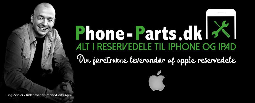 om Phone-Parts.dk